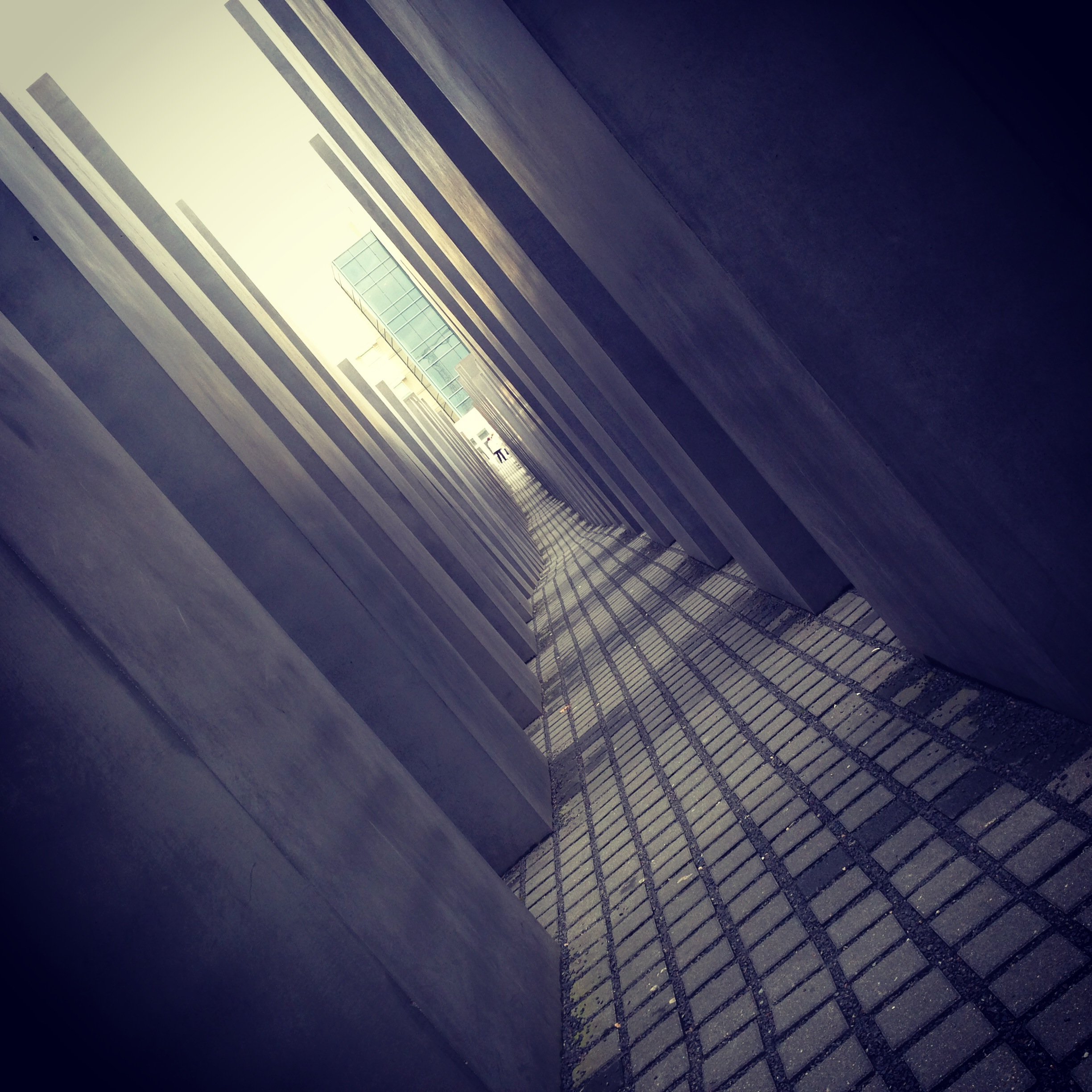 The Memorial to the Murdered Jews of Europe - Nicole Canning