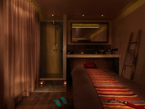 The Spa Dolphin Square Review London
