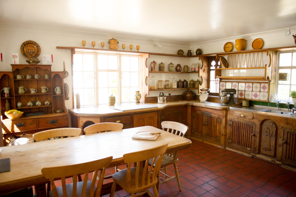 Middle Piccadilly Countryside Retreat - Kitchen and Dining Room